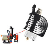 Clone Prusa Mini Extruder Hotend Set  HeatSink Heating Block Heat Insulation V6 Nozzle for Prusa Mini 3D Printer