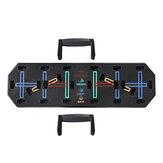 多機能腕立て伏せボード胸筋トレーニングスタンドスポーツジムフィットネスエクササイズツール