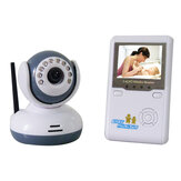 Bakeey Baby Monitor LCD Display Baby Care CCTV Two-way Intercom Night Light Vision 360° PTZ For Home