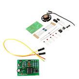 3 stks DIY NE555 Ding Dong Bell Deurbel Module Kit DIY Muziek DIY Elektronische Productie Training Kit