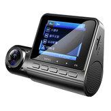 M01 1080PHDワイヤレスナイトバージョンカーDVRダッシュボードデュアルレンズカムドライビングレコーダーダッシュカム