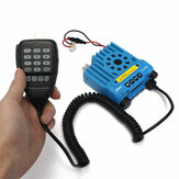 QYT KT8900 136-174 / 400-480MHz Dual Band 25W Mobiele Radio Transceiver Walkie Talkie
