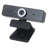 Avanc HD 720P USB-webcam med mikrofon til pc-bærbar computer