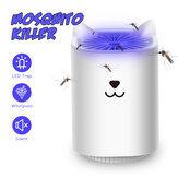 المحمولة USB الإلكترونية البعوض إدراج القاتل ضوء LED ضوئي فخ مصباح القط DC5V
