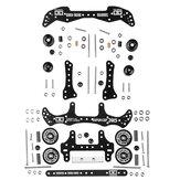 1 Satz MA / AR-Chassis-Änderung Satz FRP-Teil für Tamiya Mini 4WD RC Autoteile ohne Radreifen