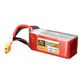 ZOP Power 14.8V 2000mAh 4S 65C Lipo Battery XT60 Plug