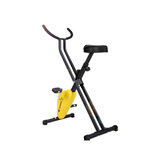 Folding Home Gym Spinning Bike Cardio Slimming Training Bicycle Sports Fitness Bike Exercise Tools