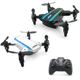 JJRC H345 Mini 2.4G 4CH 6 Axis Headless Mode Vouwbare Arm Dubbele RC Drone Quadcopter RTF