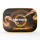 HK1 R1 RK3318 4GB رام 128GB روم 5G WIFI bluetooth 4.0 أندرويد 10.0 4K @ 60fps VP9 H.265 TV Box