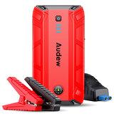 AUDEW 1500A 18000 мАч Портативный Авто Jump Starter Батарея Зарядное устройство Аварийное Booster Powerbank с LED Компас фонарика QC 3.0