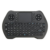 MT-10 2.4G Wireless Arabic Rechargeable Mini Keyboard Touchpad Air Mouse Airmouse