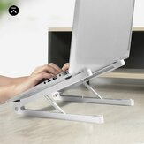 Portable Laptop Stand Foldable Adjustable Non-slip Notebook Holder Tablet