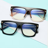 Nuevo Anti-Blue Light Gafas Tr90 Gafas Frame Irregular Round Frame Optical Gafas Blue Light Blocking Gafas