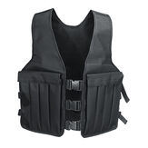 Adjustable Weight Vest Running Sports Shaping Slimming Fitness Weight Bearing Equipment