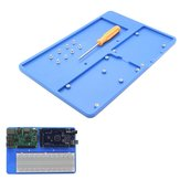 Geekworm 5 in 1 RAB Holder Breadboard ABS Base Plate For UNO R3 MEGA2560 Raspberry Pi 3 Model B+/3B / 2B / B+