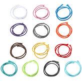 1m цвета поделки твист плетеный ткани гибкий кабель провод шнура год сбора винограда электрический свет лампы