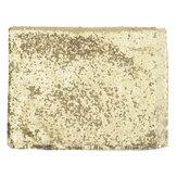 128x115cm Champagne Gold Sparkly Sequin Tovaglia Foto Sfondo Sfondo Studio Prop
