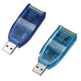 Ipari szintű USB - RS485 RS232 kommunikációs modul Kétirányú fél-duplex soros átalakító TVS védelem