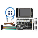 MKS Robin E3D v1.0 Mainboard+TMC2209 Stepper Motor Driver+MKS TFT28 Touch Screen Kit For Creality 3D 3D Printer
