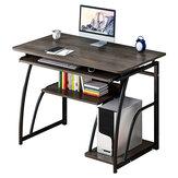 Mesa para computador de madeira, estudo, laptop, PC, estação de trabalho, bandeja, mesa, mesa