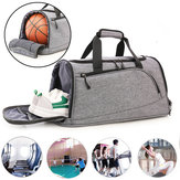 Gym Bag 40L Waterproof Sport Travel Backpack Duffel Satchel Bag Basketball Bag Men Women