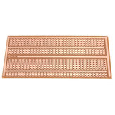 5pcs 5X10cm Single Side Copper Prototype Paper PCB Breadboard 2-3-5 Joint Hole