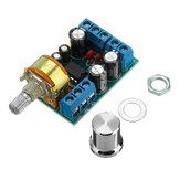 TDA2822M1Wx2デュアルチャンネルオーディオアンプステレオモジュールボードボリュームコントロール