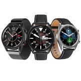 [Bluetooth-oproep] Bakeey M98 Volledig touchscreen 30 dagen stand-by Hartslag bloeddrukmeter Aangepaste wijzerplaat BT5.0 Smart Watch