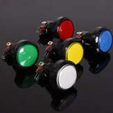 45mm Arcade Video Game Big Round Push Button LED verlichte verlichte lamp