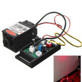 Fokussierbare 500mW 808nm Infrarot IR Laserdiode Dot Modul 12 V + TTL + Lüfterkühlung
