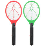 Electric Practical Insect Bug 3 Layer Mesh Fly Mosquito Dispeller Zapper Swatter Killer Racket Tools