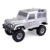 HSP 136100 Racing Cruiser 1/10 RC Auto Waterdicht Elektrisch 4WD Offroad Rock Snelloop Hobby Crawler