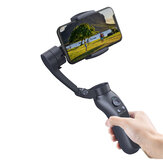 L7B 3-Axis Anti-shake Foldable Stabilizer Handheld Gimbal Slow Motion Time Lapse for Mobile Phone Vlog