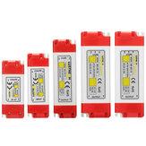 LUSTREON 12W 24W 36W 48W 60W AC100-240V a Transformador de Adaptador de Fuente de Alimentación de Conductor LED DC12V