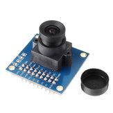 Warehare OV7670 камера Модуль CMOS Плата Приобретения Регулируемый Фокус 300 000 Пикселей