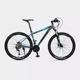[From Xiaomi Youpin] BATTLE X5/X6 27.5 inch 27/30 Speed Mountain Bike Full Suspension MTB Bikes MT200 Hydraulic Disc Brake Bicycle