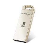 TECLAST CoolFlash CX2.0 Pendrive USB2.0 Flash-Laufwerk Metall-USB-Laufwerk 8G 16G 32G 64G Wasserdichte Thumbdisk