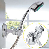 Bathroom Adjustable Stand Shower Head Suction Cup Holder Shower Faucet Shelf Bathroom Accessory