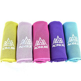 Aonijie arrefecimento de fitness toalha de desporto toalha gelo correndo artefato suave absorver o suor rápida seca