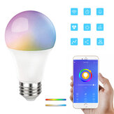 Ampoule intelligente E27 RGB + CCT 9W EWeLink APP LED La lampe fonctionne avec Amazon Alexa Google Home 220-240V