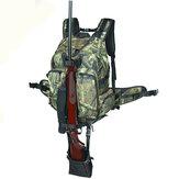 MY DAYS Camouflage Tactical Hunting Gun Bolsa Mochila Airsoft Paintball Shotgun Daypack