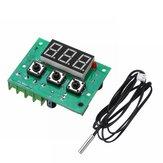 جهاز التحكم في درجة الحرارة XH-W1601 DC12V