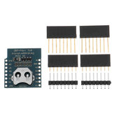 3Pcs Geekcreit DataLog Shield For D1 Mini RTC DS1307 Micro SD with Pin Headers