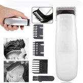 Electric Hair Trimmer KM-666 Hair Clipper Hair Cutter Dry Battery Mini Clipper