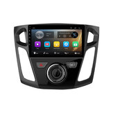 YUEHOO 9 Zoll Android 10.0 Autoradio Radio Multimedia Player 2G / 4G + 32G GPS WIFI 4G FM AM Bluetooth Für Zumd Focus 3 MK3 2012-2017