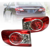 Car Red Rear Tail Light Brake Lamp Pair for Toyota Corolla 2011-2013 TO2804111