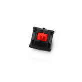70 / 110PCS Pack 3Pin Cherry MX Rode schakelaar voor mechanisch gamingtoetsenbord