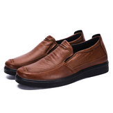 Microfiber Soft Sole Casual Oxfords