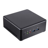 T-Bao TBOOK MN22 Mini PC AMD Ryzen 3 2200U 8 GB DDR4 256 GB M.2 NVME SSD PC desktop Dual Core Radeon Vega 3 Grafica da 2,5 GHz a 3,4 GHz DP HD 4K Dual WiFi