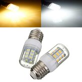 3.5W E27 Putih / Putih Hangat 5730SMD 27 LED Corn Light Bulb 24V